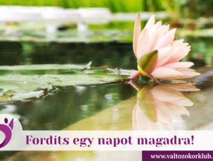 FORDÍTS EGY NAPOT MAGADRA!
