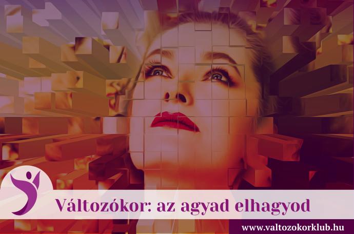 VÁLTOZÓKOR: AZ AGYAD ELHAGYOD…